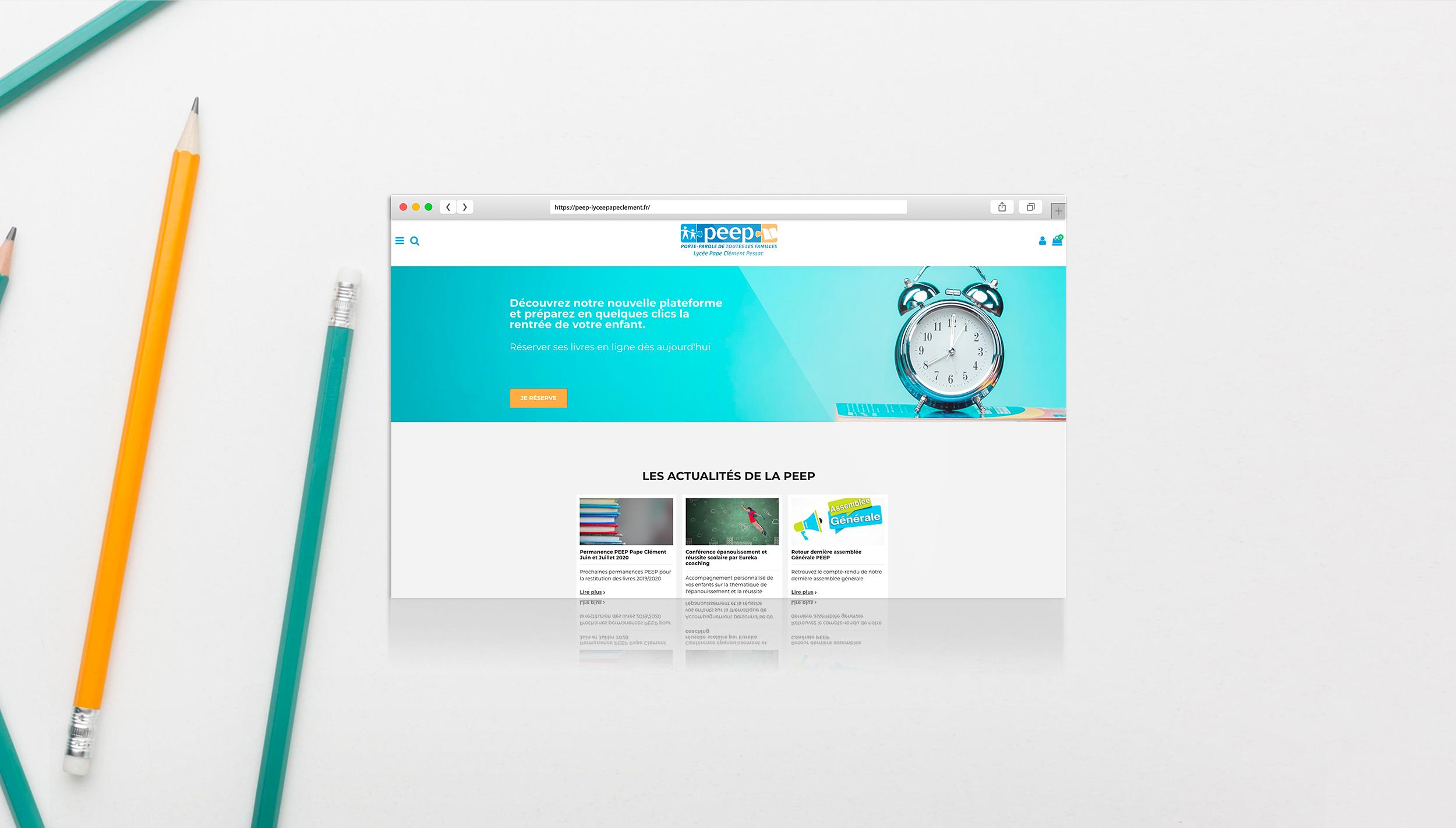 site-web-peep